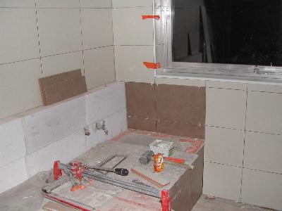 Our new bath