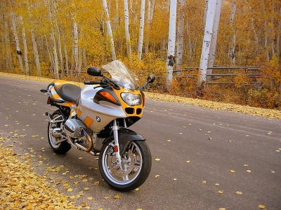 This R1100S belongs to 'ckcarr', who lives (and possibly photographs) in Utah...