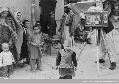 Kabul, 2002 - (c) Jean-Marie Jud