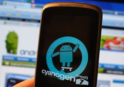 My first encounter with CyanogenMod: Version 7