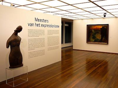 """""""Meesters van het expressionisme"""", Belfius Bank (Brussels, Belgium)"""