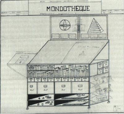 © Mundaneum, Centre d'archives (Belgium)