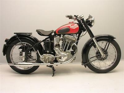 Model BL 350cc