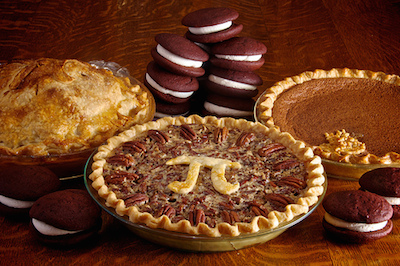 Pi Day Pies - A photo by Dennis Wilkinson on Flickr