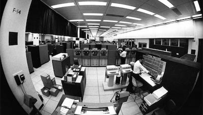 IBM's Real-Time Computer Complex at NASA, Houston