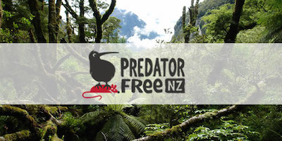 "Click the image to visit the ""Predator Free New Zealand Trust"" website"