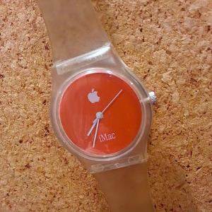 The iMac watch was released around 2000...