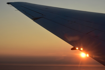 Sunrise in Darwin (Australia)