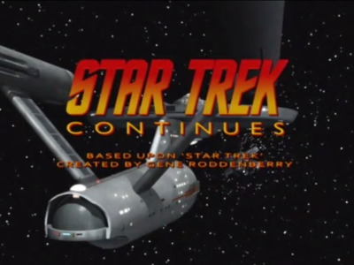 "Click to go to the ""Star Trek Continues"" website"