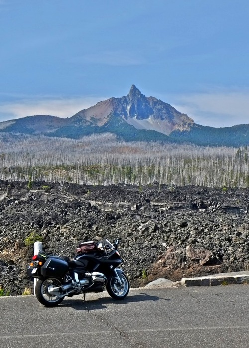 ORexpat's ride on the Olympic Peninsula