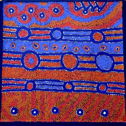 """""""Emu Dreaming"""" by Narelle Nakamarra Nelson"""