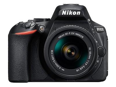 The Nikon D5600 DSLR