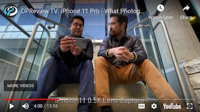 DPReview TV: iPhone 11 Pro – what photographers may have missed
