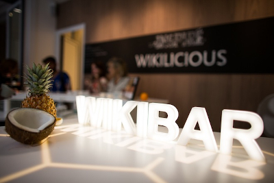 The WikiBar